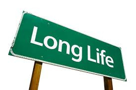Let's live a long healthy life!