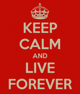 Do you wish you could live forever?