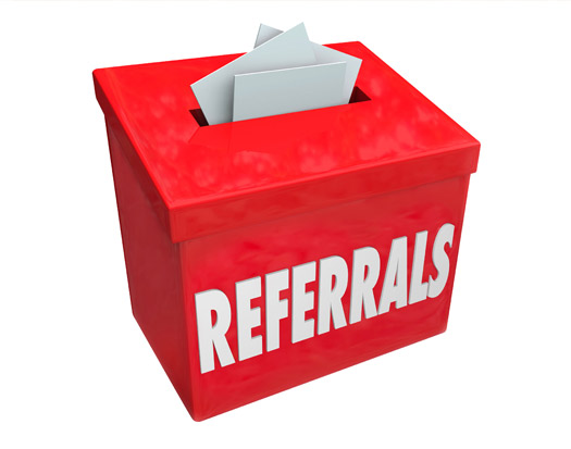 Client Referral Program
