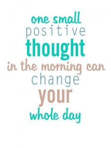 Make the Most of Every Morning